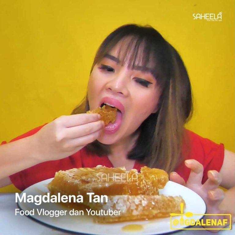 Magdalena Tan Model Presenter dan Aktris Indonesia