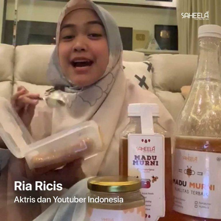 Ria Ricis Aktris dan Youtuber Indonesia